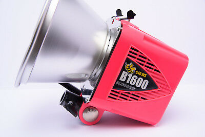 Pink Alien Bees B1600 - Paul C. Buff - Used in Good Condition