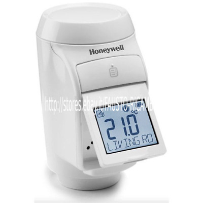 Honeywell Evohome Connected Pack Head X Radiator Hr92We