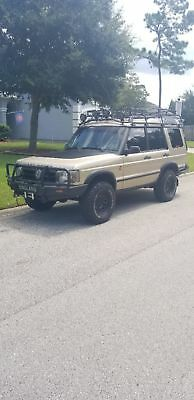 2004 Land Rover Discovery SE 2004 Land Rover Discovery 2
