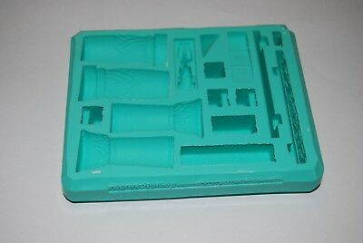 Hirst Arts Form 98 Egyptian Temple Accessory Mold