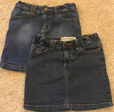 French Toast Jeans Girls Size 5 Jean Skirts