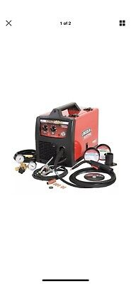 Lincoln Electric Flux Weld Pack HD Wire Feed Whelder Feed Welding Contractor