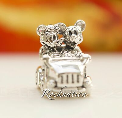 Authentic Pandora Disney, Mickey & Minnie Vintage Car Charm 797174