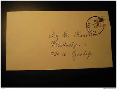BEEHIVE HONEYCOMB BEE HIVE BEES HONEY BEEKEEPING APICULTURE Stamp On Cover Swede