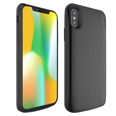 iPhone Xs X Battery Case,Brexlink 6000mAh iPhone 10 Rechargeable Portable Charge