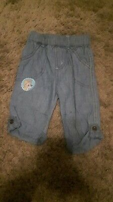 Baby Boy George/Disney lady and the tramp trousers.... 3-6 months