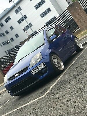 Ford Fiesta ST150 modified spares or repair
