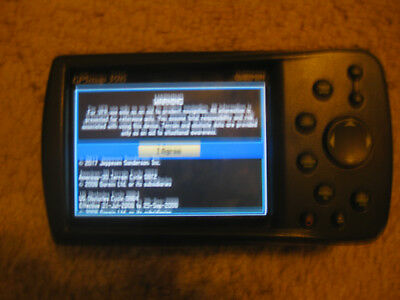 Garmin GPSmap 396 with accessories
