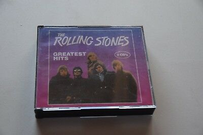 The Rolling Stones Greatest Hits 2 CD´s  BRS 84271 Rare