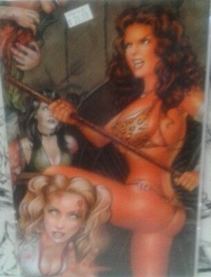 Cavewoman The Zombie Situation 2 Monte Moore Special Edition Cover F One Of 450