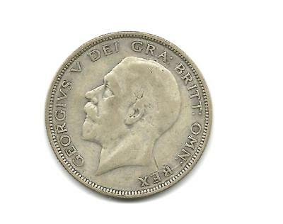 1933 GREAT BRITAIN Half Crown KM-835
