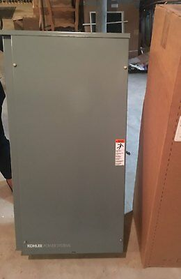 Kohler RXT Series 400 amp Automatic Transfer Switch Brand New
