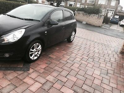 2010 (60) Vauxhall Corsa 1.2 Sxi Diy Damaged Drive Away