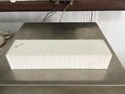 Teflon Block 20 Lbs. 17x3x3. Surplus From The Space Center