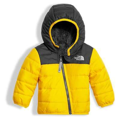 NWT The North Face Baby Boys Reversible Mount Chimborazo Hoodie Jacket 0-3 M.