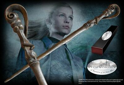Harry Potter :  FLEUR DELACORE Character Wand from The Noble Collection NN8246