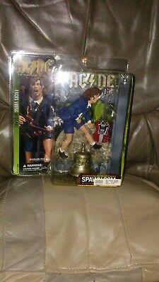 AC/DC For Those About To Rock Angus Young Action Figure McFarlane Toys Spawn NEW