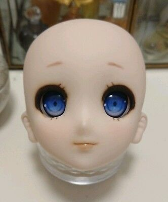 Dollfie Dream Head Ddh-06 Custom Face Up