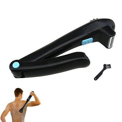 Professional Electric Back Hair Shaver Removal Groomer Body Trimmer Healthy