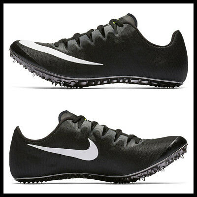 c82be6ad6ad 34 NEW MENS Nike Zoom Superfly Elite Track Spikes Black 835996-017 ...