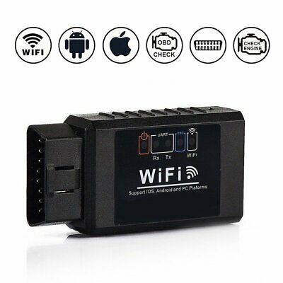 Wifi OBD2 ELM327 Car Auto Diagnostic Scanner iPhone Android Torque Scan Tool OZ