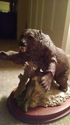 Grizzly The Franklin Mint