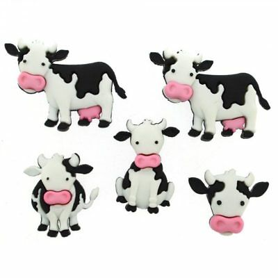 Buttons - Dress It Up Assorted - Mooove It!