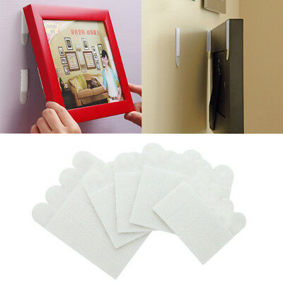 3M Command Damage-Free Picture Photo & Frame Hanging Adhesive Strips Value Pack