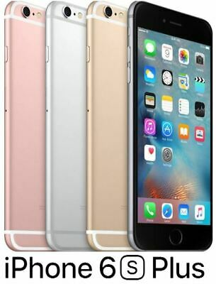 Apple iPhone 6S Plus Unlocked (GSM + CDMA)**ANY CARRIER** - 16GB 32GB 64GB 128GB