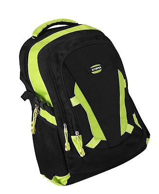 Laptop Backpack For Up To 17-Inch (43 cm) Laptops - Lightweight Padded Sleeve...