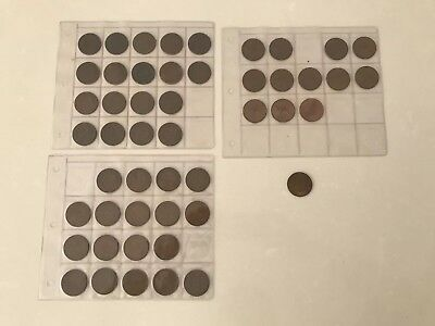 Australian Penny Collection 1911-1964 EXCL 1925/1930/1931/1937/1954 INCL 1946