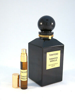 Tobacco Vanille - TOM FORD -  Eau de Parfum - 10ml - sample size - 100% GENUINE