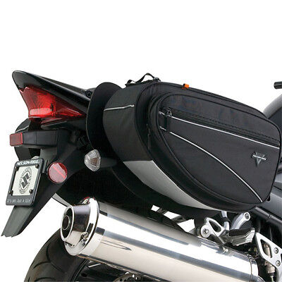 Nelson Rigg NEW CL-950 Deluxe Motorcycle Street Bike Road Bike Saddlebags