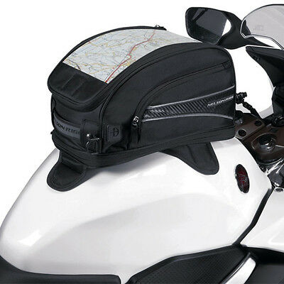 Nelson Rigg NEW CL-2015 Journey Sport Magnetic Motorcycle Road Bike Tank Bag