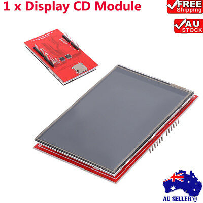 """TFT LCD Display 3.5"""" Touch Screen Module for Arduino UNO R3 Board Plug and Play"""