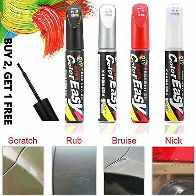 2Pcs Professional Magic Car Scratch Repair Paint Pen Fix It Clear Coat Car Pen G