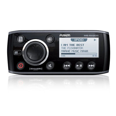 Fusion MS-RA205 True-Marine Stereo with MS-BT200
