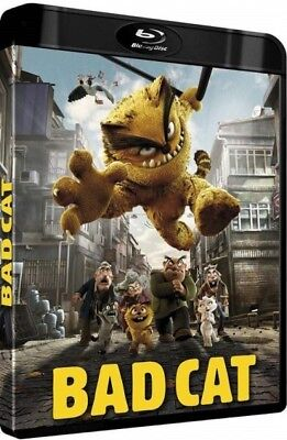Bad Cat - BLU-RAY NEUF SOUS BLISTER