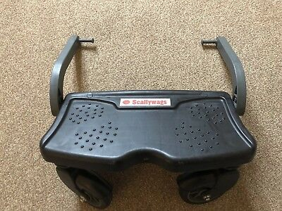 Scallywags Buggy Board, Pram/Pushchair Attachment
