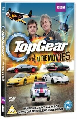 Nuovo Top Gear - At The Film DVD
