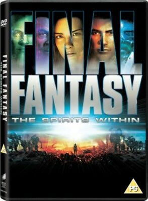 Neu Final Fantasy - The Spirits innerhalb DVD