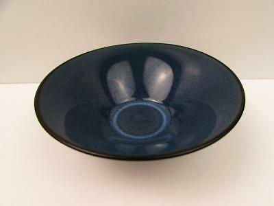 Fusion Ocean by Gabbay Soup Cereal Bowl All Blue Speckled b144