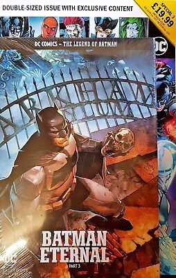 Dc Comics = The Legend Of Batman = Batman Eternal Special Part 3