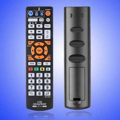 Smart Remote Control Controller With Learning Function For TV CBL DVD SAT L336