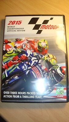 Signed By Jorge Lorenzo - Official Moto Gp Dvd Season Review 2015
