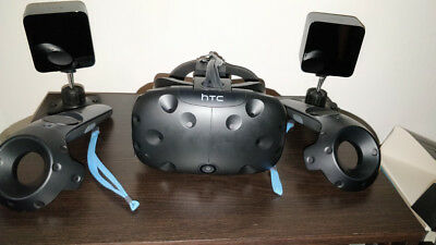 HTC ViVE - VR Headset - Virtual Reality Brille - TOP