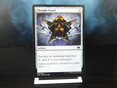 MTG Magic the Gathering Thought Vessel Commander 2015  M/NM