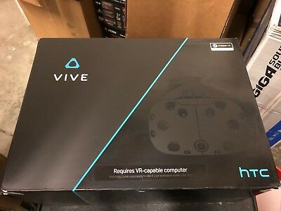 OB  HTC Vive VR Virtual Reality 3D Headset 99HAHZ024-00 Newest Version