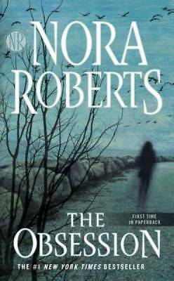 The Obsession by Roberts, Nora