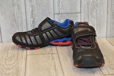 3f24cd5578a3 Skechers Sport Hydro Static Sneakers - Little Boy s Size 2.5 - Black  Red Blue